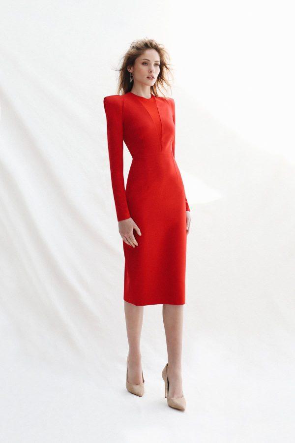 Vestido de fiesta Victoria Janice Frontal