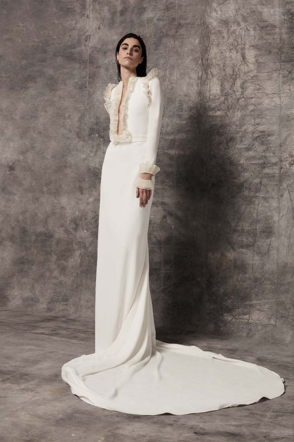 Vestido de Novia Victoria Anne Frontal