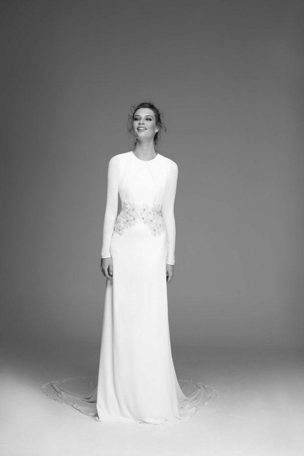 Vestido de Novia Victoria Irina Frontal