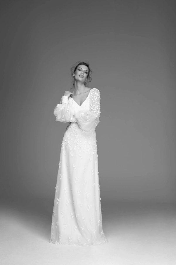 Vestido de Novia Victoria Isadora Frontal